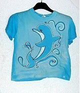 Tričká - Dolphin Junior - 607076