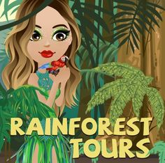 Check out our new store: Rainforest Tours!