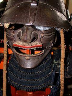 Samurai mask