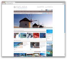 cycladia.com Marketing Professional, Online Business, Web Design, Live, Design Web, Website Designs, Site Design