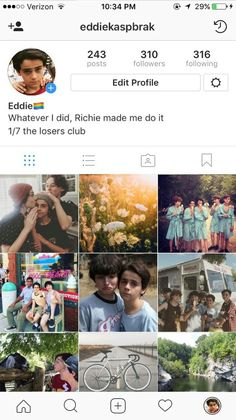 It The Clown Movie, Instagram Accounts To Follow, Im A Loser, Cast Stranger Things, Verse, Bobby Brown, Picture Video, Random Stuff, Harry Potter