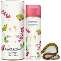 Buy Liz Earle Cleanse & Polish Hot Cloth Cleanser Pink Pepper & Mint Limited Edition, 150ml Online at johnlewis.com