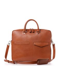 Leather Messenger Tote Leather Work Bag 8c096b36bf654