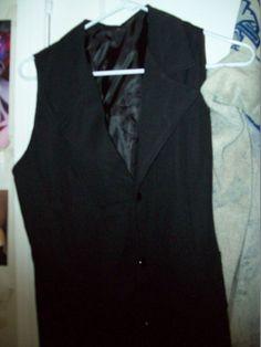Durarara Shizuo Heiwajima Vest Size s/m Cosplay For Sale here: http://www.ebay.com/itm/151663022659?ssPageName=STRK:MESELX:IT&_trksid=p3984.m1555.l2649