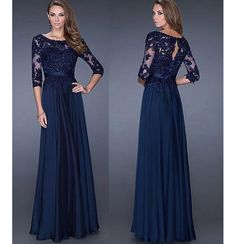 Rochii Elegante albastru inchis