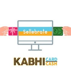 Don't #Like that #GiftCard your boss gave you? #Sell it for easy #Cash with some #KabhiCardKabhiCash #Deals on https://www.sellebrate.in/sell-gift-cards