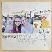A Project by Wilna from our Scrapbooking Gallery originally submitted 07/23/12 at 10:32 AM