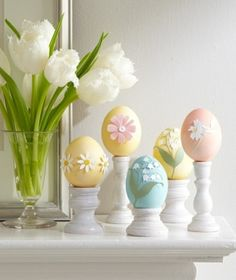 Martha Stewart - Easter Decoration
