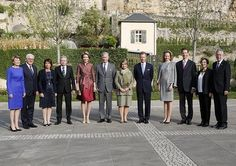 27-9-2017 Meeting of German-Speaking heads of States, Luxembourg