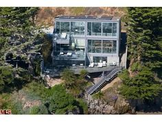 Pierre Koenig's Last Design is Finished and For Sale in Malibu