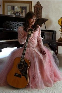 Loretta Lynn- one of my favorite singers.