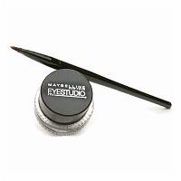 Maybelline Lasting Drama by Eye Studio Gel Eyeliner, Blackest Black || Skin Deep® Cosmetics Database | Environmental Working Group