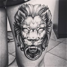 lion skull tattoo - Iskanje Google