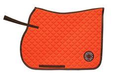 Sleek New Hermes Styles   Hermes Saddle Pad  http://www.dappledgrey.com