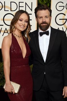 The cutest couples at the 2016 Golden Globes. One of them is just...so devastating