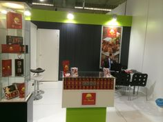Our stand at Alimentaria 2014 / Nuestro stand en Alimentaria 2014