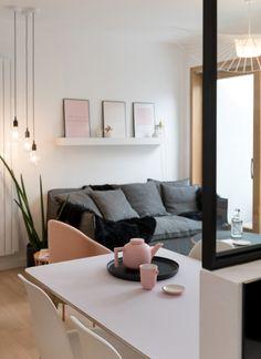 Duplex à la Croix Rousse - MARION LANOE, Architecte d'intérieur et décoratrice, Lyon