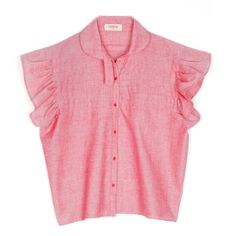 Vivianite Top Pink
