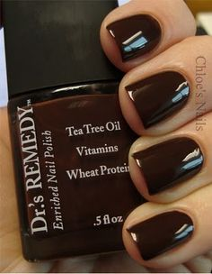 Dr.'s Remedy * Desire Dark Brown