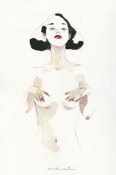 Conrad Roset for our booth at Art Market SF 2016