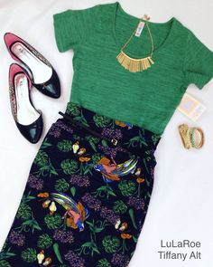LuLaRoe Cassie and Classic T More