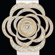 Chanel Coco Chanel Watch Diamonds ..