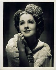 Norma Shearer, 1936 - photographed by George Hurrell
