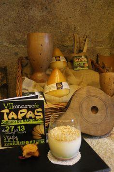 Concurso de tapas con San Simón da Costa. Restaurante Enxebre.