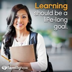 FamilyShare.com l Learning should be a life-long goal