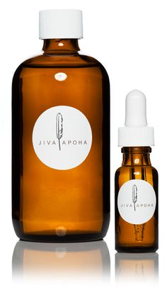 Jiva-Apoha Oils - All natural, balancing, and made with 100% herbs, plants…