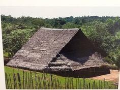 Maloca indígena. Valle del Sibundoy. Putumayo Colombia