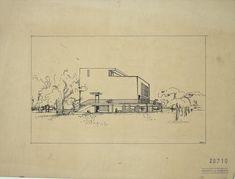 Fondation Le Corbusier - Projects - Maison Citrohan