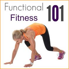 Total Body Functional Fitness Workout To Stay Strong