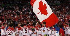 Sochi 2014 - Canada Hockey win over USA.