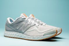 INTRODUCING THE NEW BALANCE FRESH FOAM ZANTE SWEATSHIRT - Sneaker Freaker
