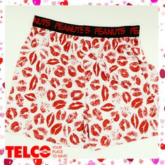 Valentineu0027s Day Boxers For Your Man! #valentinesday #boxers #giftidea