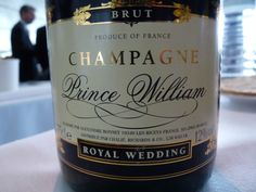 Champagne Fit For a Royal Wedding