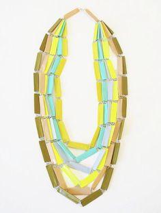 Lauren Manoogian Necklace.
