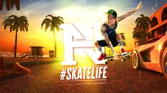 Nyjah Huston: #Skatelife v0.4.0 [Mod Money]   Nyjah Huston: #Skatelife v0.4.0 [Mod Money]Requirements:4.0.3 and upOverview:Team up with the world famous Nyjah Huston in his first official skateboarding event.  Grind along precarious rails and grab the highest air before casually dropping in a gravity-defying signature trick to record insane high score combos. Can you emulate Nyjahs feat of the highest-scoring trick in Street League history?  Grab your deck pop those tricks and perfectly time…