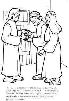 Luke 24:36-49; John 20:19-29; Acts1:3; Jesus Appeared to
