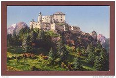 Graubünden Schloss - Delcampe.net