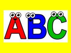 """Sing the Alphabet"" - Busy Beavers, ABC Song, Kids Learning Nursery Song, Teach Phonics"