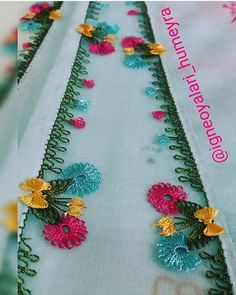 HUZUR SOKAĞI (Yaşamaya Değer Hobiler) Needle Lace, Crewel Embroidery, Lace Making, Baby Knitting Patterns, Double Crochet, Ankara, Diy And Crafts, Like4like, Sewing