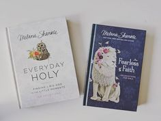 Ok @melanieshankle - I see you with your cute book covers  Looking forward to these!