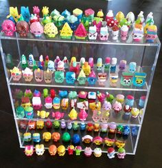 Shopkins Season 1 ****Complete Set 136 Shopkins****No Limited Editions**** #MooseToys