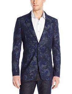Robert Graham Men's Seligman Woven Sportcoat