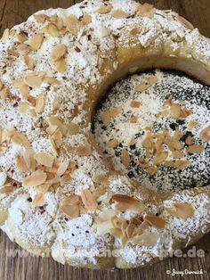 Mandelmond Ramadan, Bagel, Doughnut, Desserts, Bread, Food, Powdered Sugar, Small Cake, Tailgate Desserts