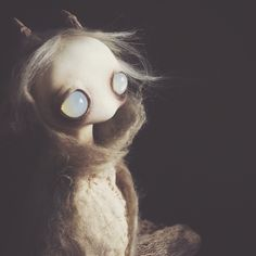 mahlimae | sculpture | art doll