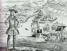 Bartholomew_Roberts Top 10 Beroemde Piraten