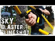 How To Make The Skyblaster Slingshot   King's Adjustable Bag Rack Black - WATCH VIDEO HERE -> http://pricephilippines.info/how-to-make-the-skyblaster-slingshot-kings-adjustable-bag-rack-black/      King's Adjustable Bag Rack Black Price in the Philippines  Here's how to make a powerful water balloon slingshot, that launches water bombs from over 150 feet away. Some quick links to a few of the materials I used: [✓] Exercise bands: [✓] Duct Tape: [✓] Kylon sp